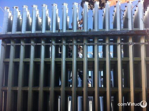 Cerrajería en Parque Eólico