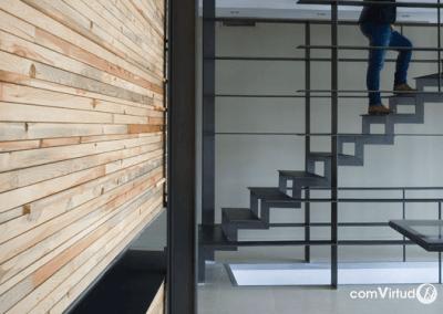 Reforma y diseño interior de chalet