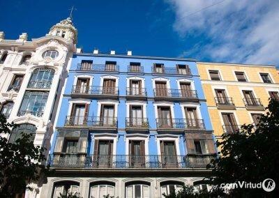 Reforma de edificio Calle Mayor